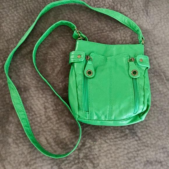de6d16a84b4 Bueno Bags   Brand New Green Crossbody Bag   Poshmark
